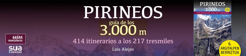 Pirineos  3000  Euskal