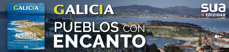 Pueblos con encanto Galicia