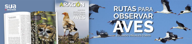 RUTAS  PARA  OBSERVAR  AVES  –  ARAGON
